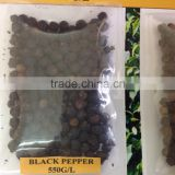 VIETNAM BLACK PEPPER HIGH QUALITY, FAQ & ASTA STANDARD 550G/L