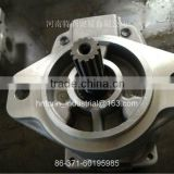 HOT!!! Factory for dozer pump D355A-3/D375A-5/D475 hydraulic gear pump 07448-66107.the guarantee time is 1 year!