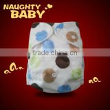 Eco-friendly soft Minkee Modern Pocket Baby cloth diapers, baby cloth nappies