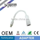 SIPU 4K*2K Mini displayport Thunderbolt to HDMI 15cm cable Adapter Male to Female