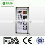 ophthalmic equipment lcd visual acuity eye chart projector
