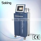 Christmas promotion Vacuum cavitation RF & 40Khz ultrasonic & laser body slim device