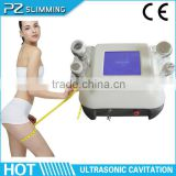 home use body sculpture machine for fat dissolve&skin lift Ultrasonic+RF+Vacuum fast slimming