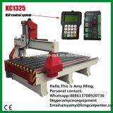 Professional 3d wood design cnc machine router KC1325A-3S with cnc router 1325 cnc drilling machine of jinan cnc router