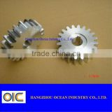 pinion gear rack