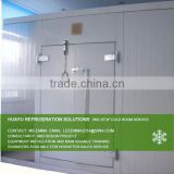 ISO certification meat cold storage room project cost