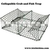 folding coated plastic Crab Trap