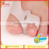 Toe Separators Gel Bunion Toe Spreader Toe Straightener Toe Spacers Toe Corrector Toe Stretchers Cushions