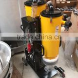V7 Double cyclone system Industrial Vacuum Cleaner with bag equipped floor grinder