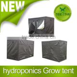 1.2x2.4x2M Hydroponic Indoor Grow Tent Oxford Cloth Bud Dark Green Room Box