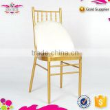 2015 New Design Qindao Sinofur event hall chiavari chair / aluminium chiavari chair with great price