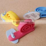 J297 baby furniture safety decorative sliding door stop
