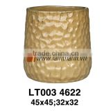 Vietnam Pattern Decorative Ceramic Outdoor Glazed Pot For Wholesalers