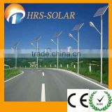 Enviromental Friendly and Energy saving Solar Street Lamp