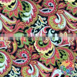 2016 new design factory price polyester cotton fabric, cotton yarn dyed shirt grey fabric,cotton knitted fabric