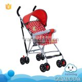 Fashion baby guangzhou stroller products brand lightweight baby pram stroller cool breathable design baby stroller