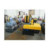 Blue painting Self-aligned welding rotator,20ton loading capacity,Vessel diameter 500-3500mm,0.1-1m/