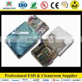 ESD aluminum foil zip lock bag/ESD antistatic / shielding static bags