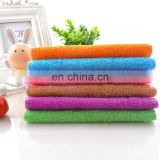 Wholesale custom excellent absorption bamboo kitchen cleaning towel