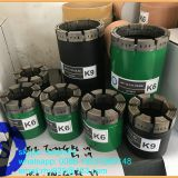 Hot selling and reliable quality NQ HQ PQ BQ coal mining /diamond impregnated exploration coring drill bit