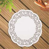 Disposable round paper doilies price