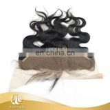 Natural hot selling lace front closure piece