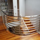 Stainless Steel Balustrade Rod Railing Post