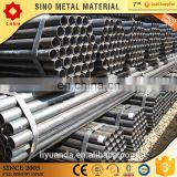 galvanized steel pipe for bulding material!q195 q235 q345 4 inch galvanized erw welded mild steel round pipes