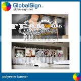 Large format fabric printed backdrops from shanghai GlobalSign