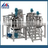 Hot selling vacuum mixing emulsifying equipment with high quality