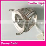 2015 stainless steel ring base price for Indonesia men's gold stone ring