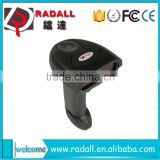 RD-2016 Cheap Price USB 1d Barcode Reader/handheld bar code scanner auto scanning with cradle for supermarket