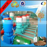 Export to worldwide market factory direct supply complete wood fuel pelleting plants Rice husk pellet press machine