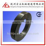 China OEM ISO901 custom made precision carbon steel flat face flange fabrication parts
