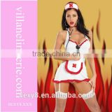 wholesale sexy latex nurse costume