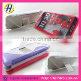 S Line Wave TPU+PC Case Cover Stand for LG F240K Optimus G Pro / F240S / F240L accessories