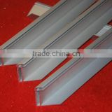 High grade low cost silver anodized aluminium solar frame (solar panel frame, aluminum solar panel frame)
