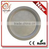 CE approved round 12w 3D diffuser ceiling panel light
