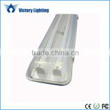Pure White Plastic T8 IP65 36W Tri-proof LED Light Fixture                                                                         Quality Choice