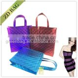 Polypropylene Various Color Quilted Metallic Laminated Non Woven Bags/Embossed non woven bag/Quilted Non Woven Bag