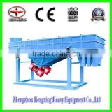 Fine Powder Sieving Machine Linear Vibrating Screen
