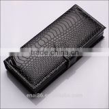 leather nice design teplate for pen box