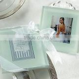 High quality clear glass drink coasters,customized coaster                                                                         Quality Choice