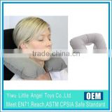 cheap price inflatable u-shape neck pillow for promotion                                                                         Quality Choice