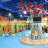 2013 Newest Commercial Playground Indoor Decoration Children Party Room Play Area Jun10a