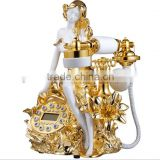 European high-end antique telephone fashion creative retro Vintage fixed landline home Alice
