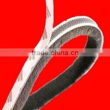 Flexible PVC Weather Seal Strip Brush Door Window Hardware