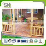 wpc decking board outdoor vinyl flooring