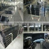 solar water heater glass vacuum tubes ,three target coating tubes ,red tubes (manufacture & factory )