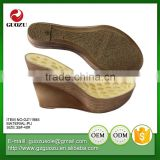 fashion light pu outsole for women